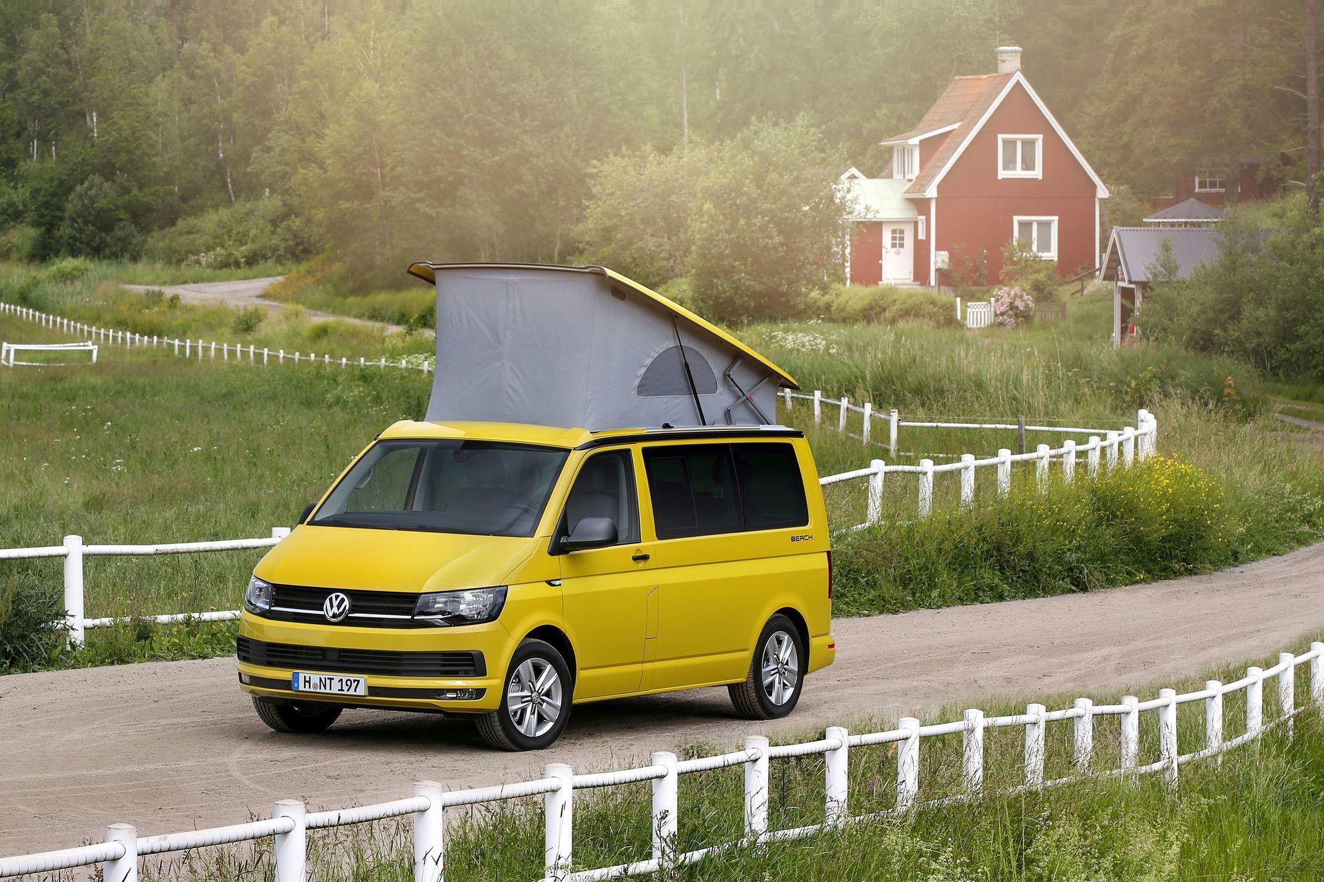 Oferta Volkswagen California 3