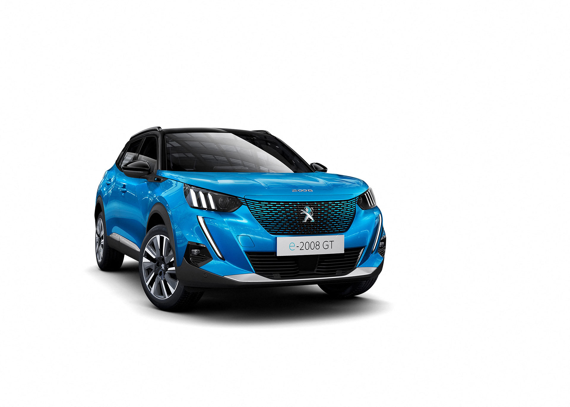 Peugeot 2008 Exterior Azul 2019 02
