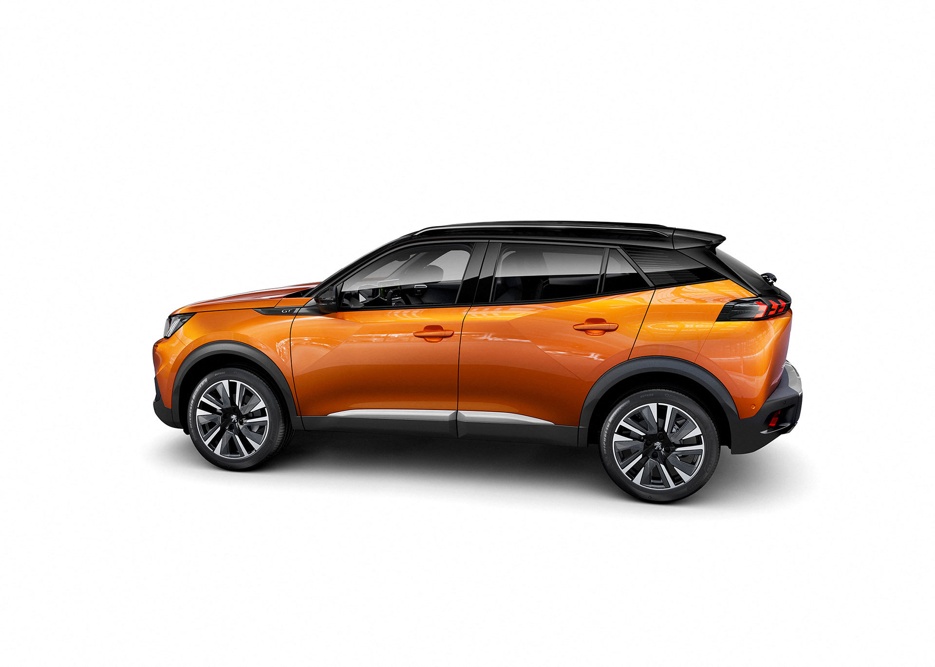 Peugeot 2008 Exterior Naranja 2019 03