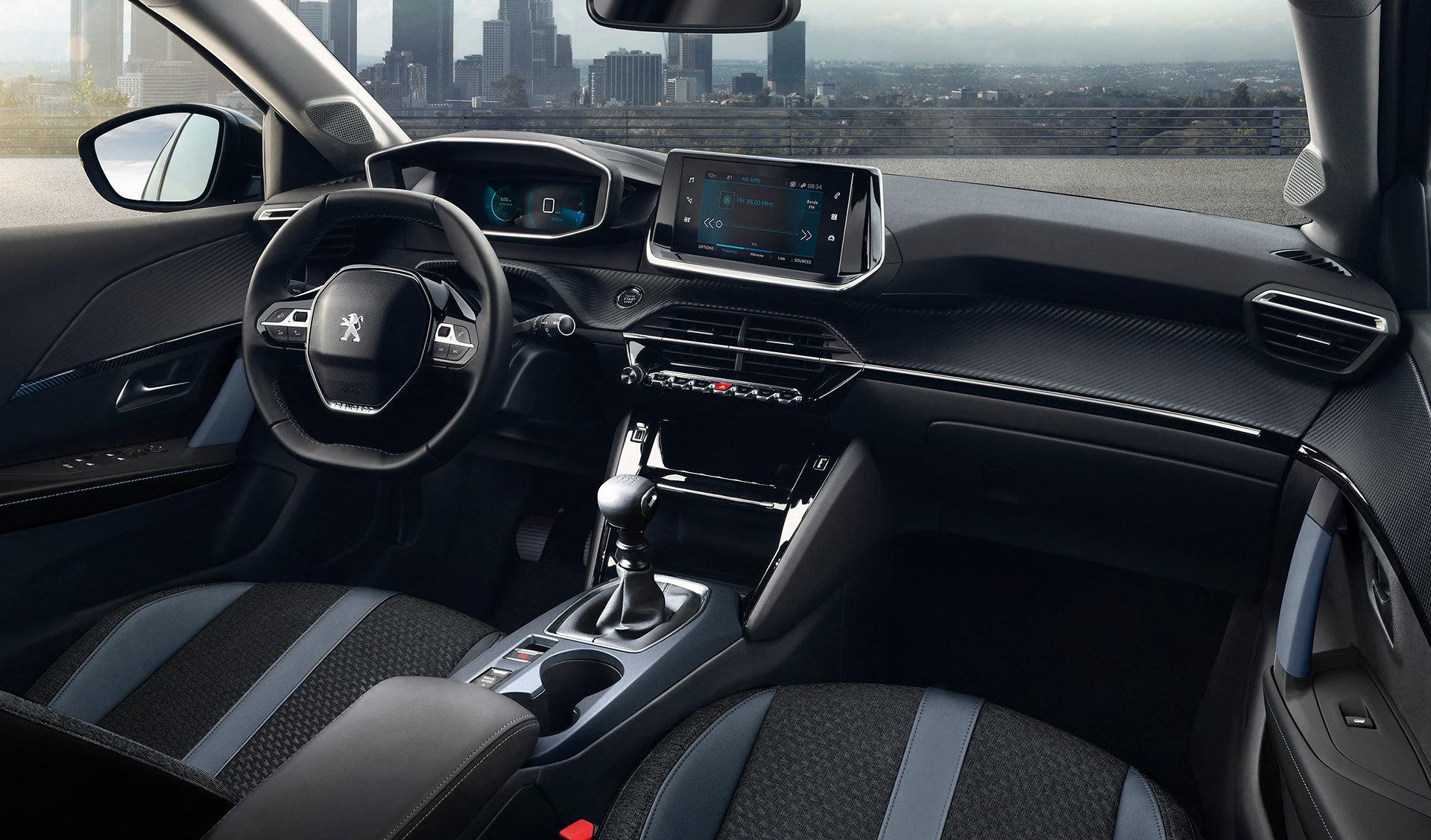 Peugeot 2008 Interior 2019 01