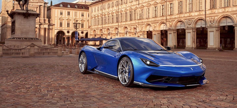 Pininfarina Battista Rediseno 2019 P