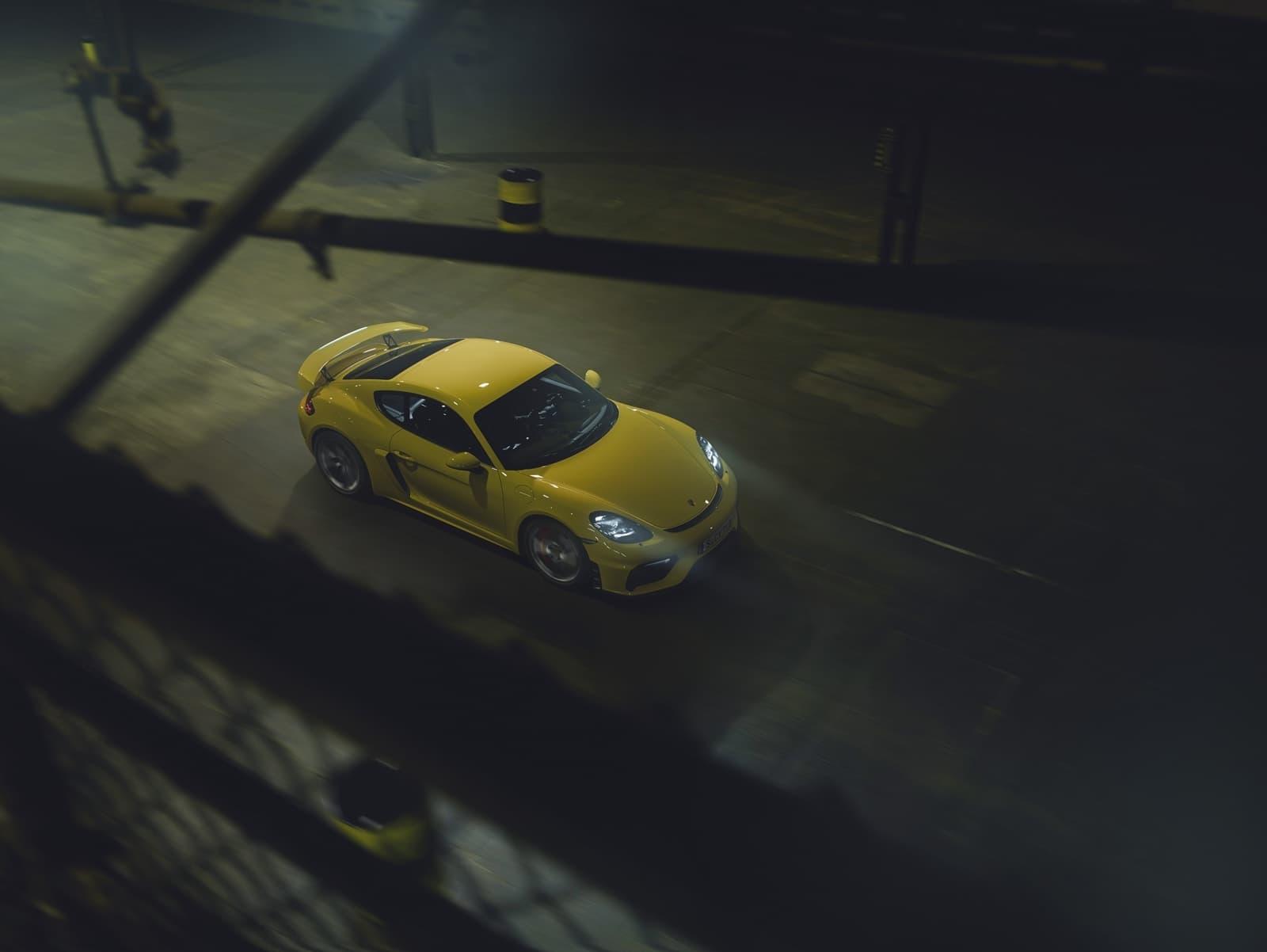 Porsche 718 Cayman Gt4 2019 0619 016