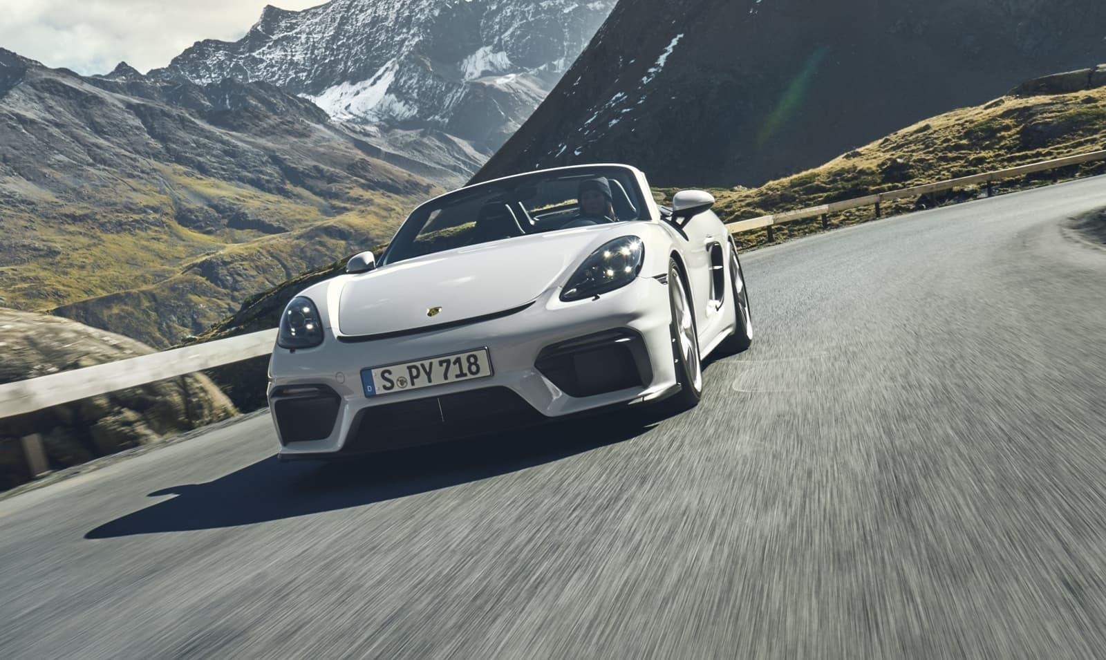 Porsche 718 Spyder 2019 0619 004
