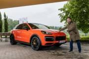 Porsche Cayenne Coupe Prueba 1 thumbnail
