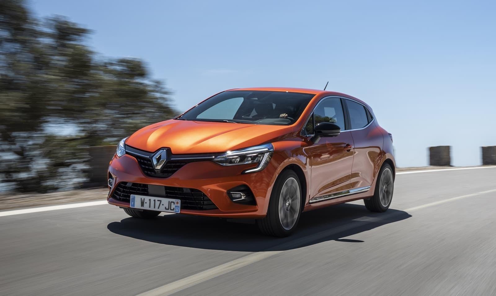 Renault Clio 2020 Prueba 0619 004