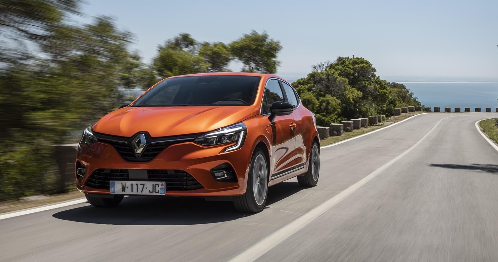 Renault Clio 2020 Prueba 0619 005