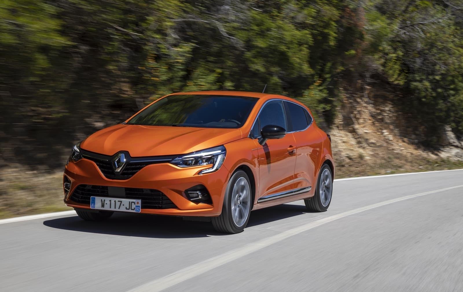 Renault Clio 2020 Prueba 0619 006