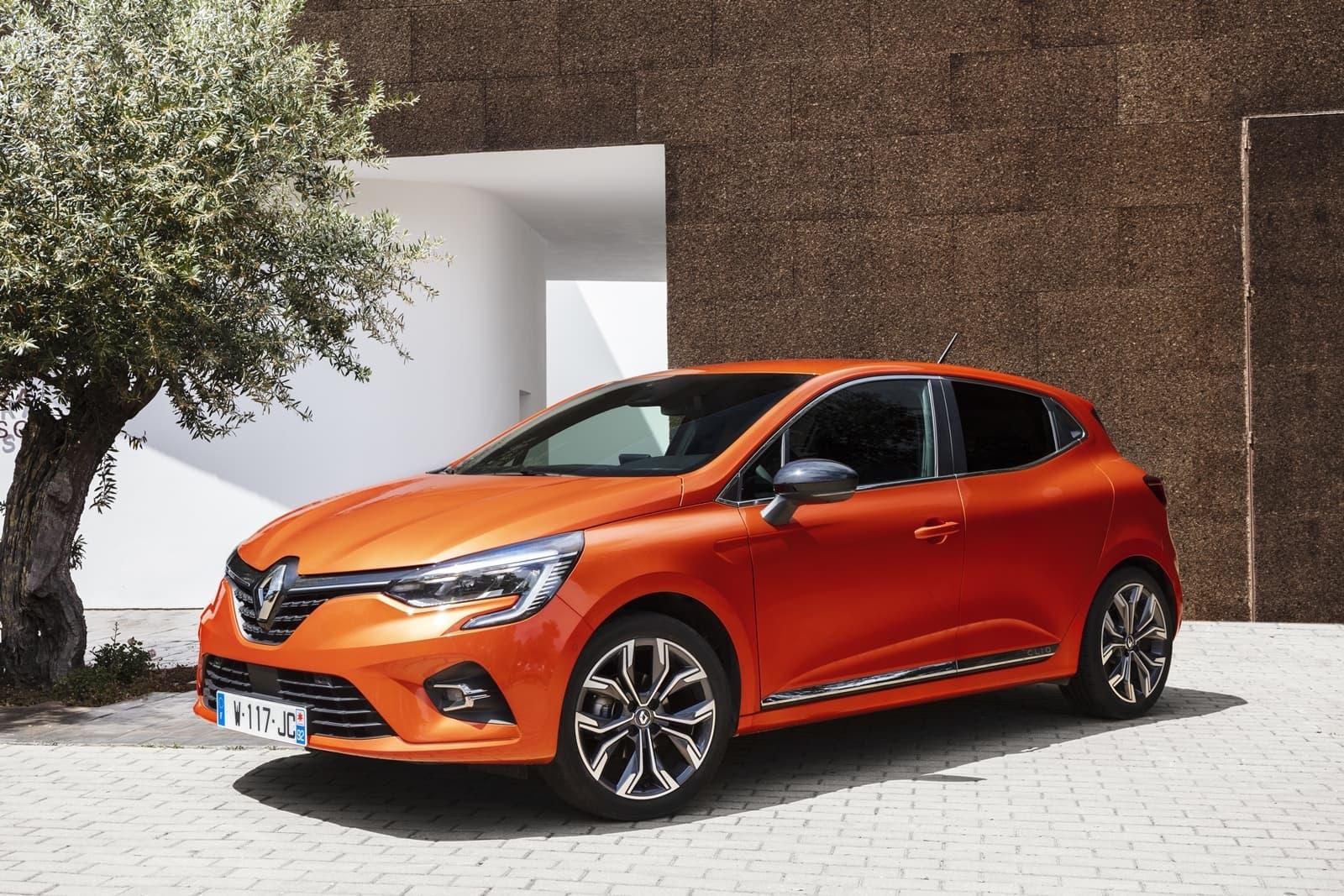 Renault Clio 2020 Prueba 0619 014