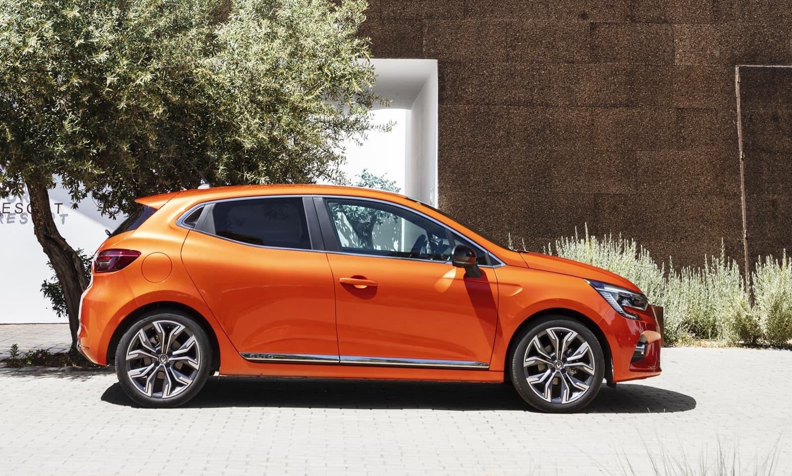 Renault Clio 2020 Prueba 0619 018