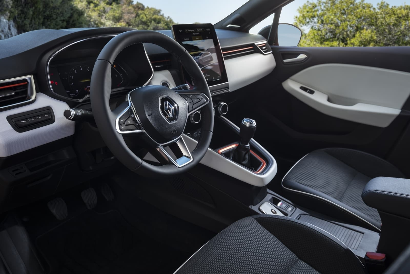 Renault Clio 2020 Prueba 0619 019