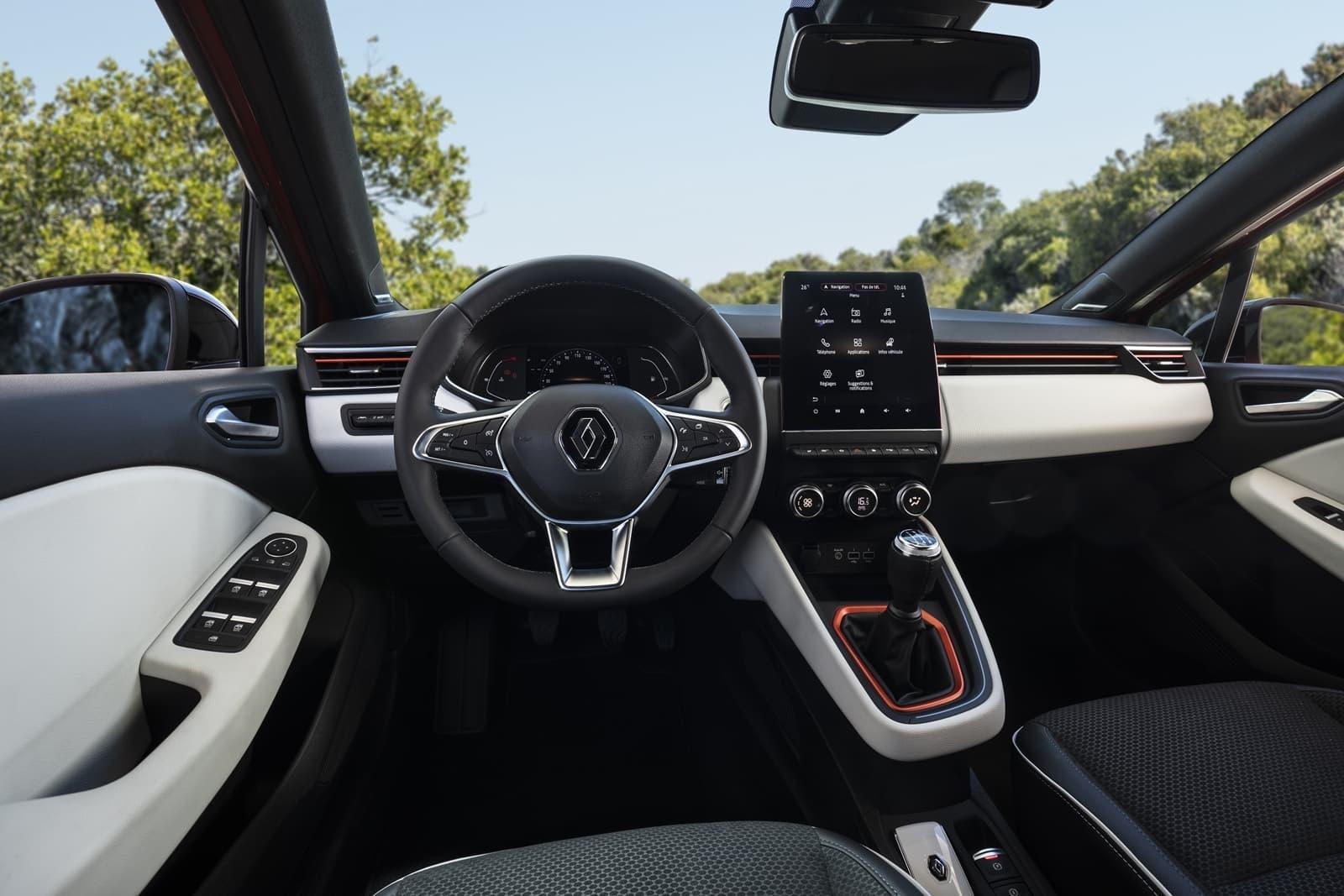 Renault Clio 2020 Prueba 0619 021
