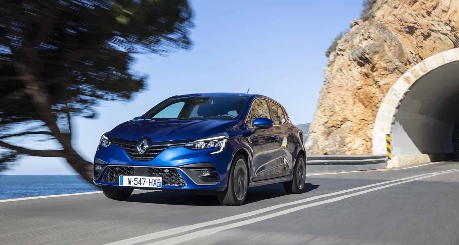 Renault Clio 2020 Prueba 0619 024