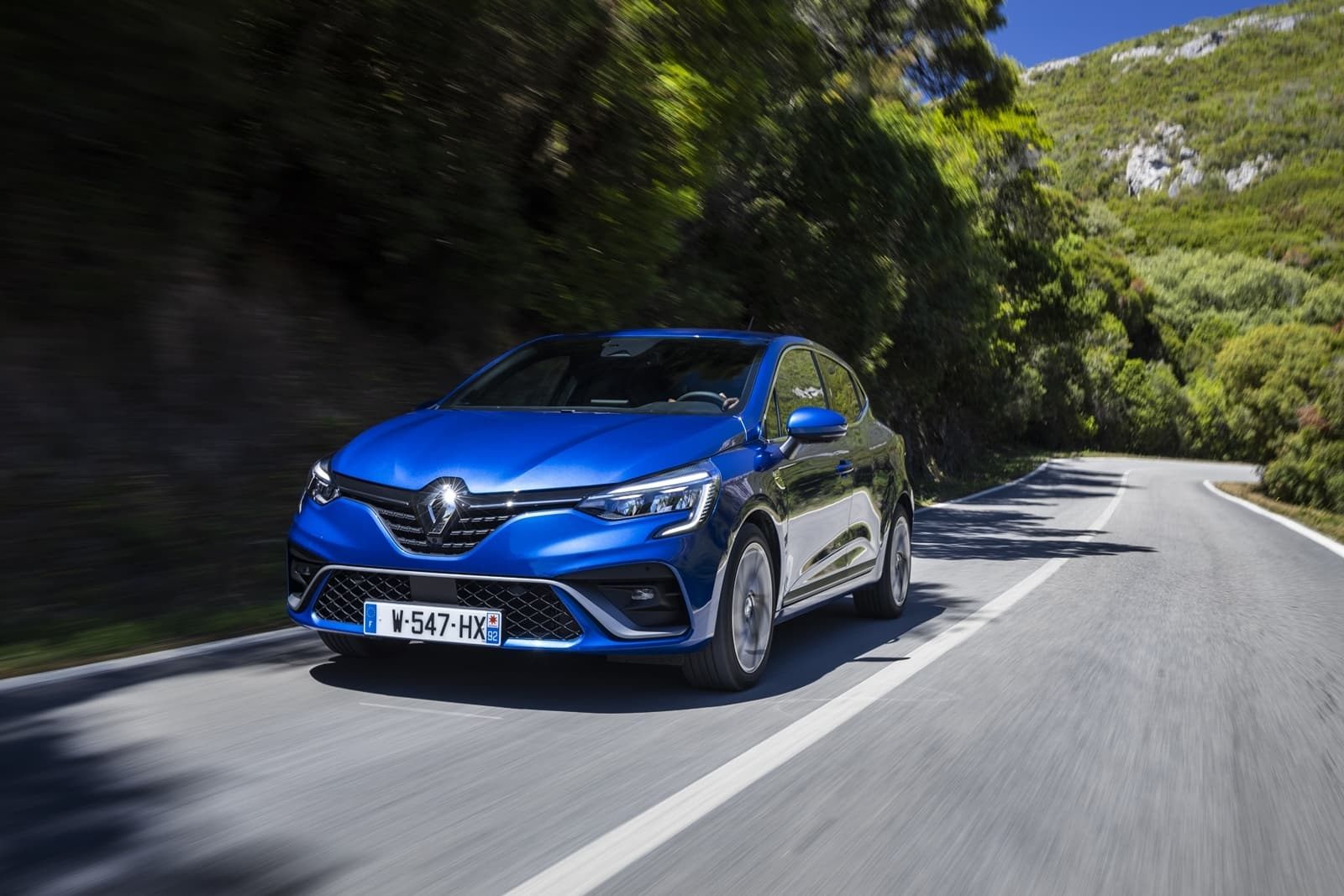Renault Clio 2020 Prueba 0619 025