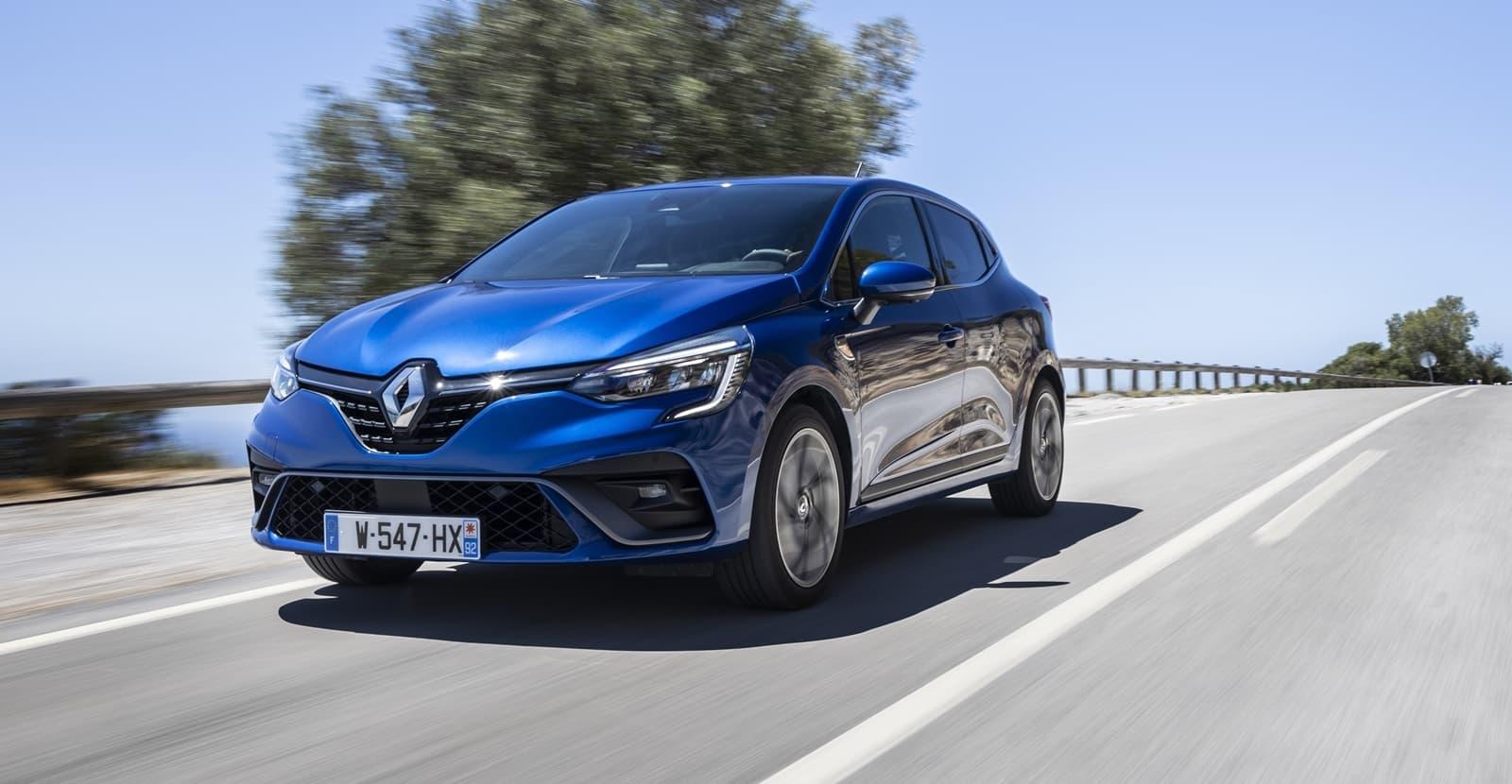 Renault Clio 2020 Prueba 0619 026