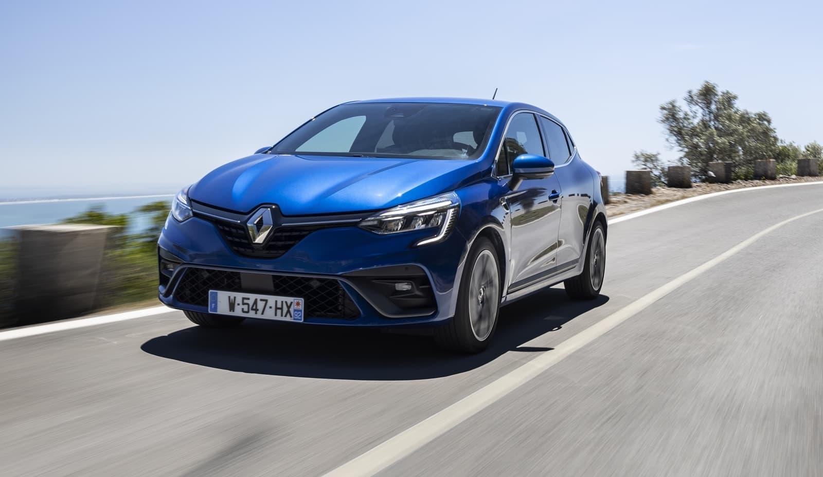 Renault Clio 2020 Prueba 0619 027