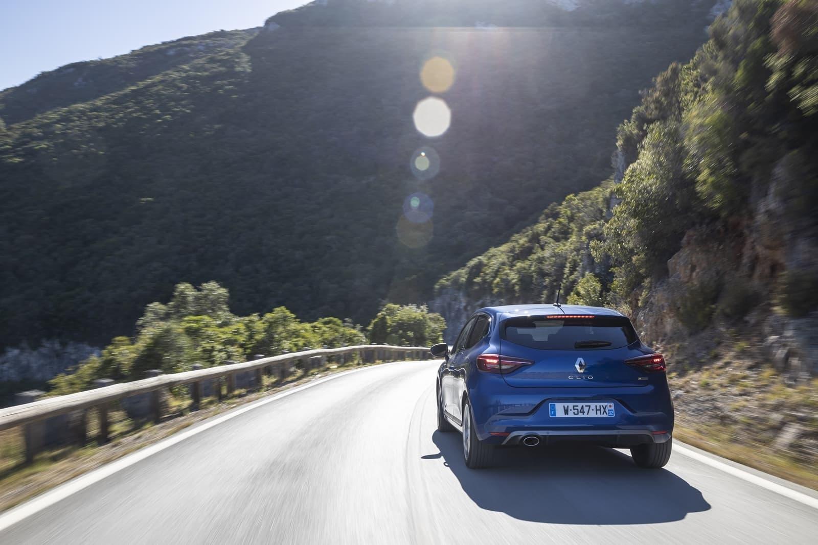 Renault Clio 2020 Prueba 0619 030