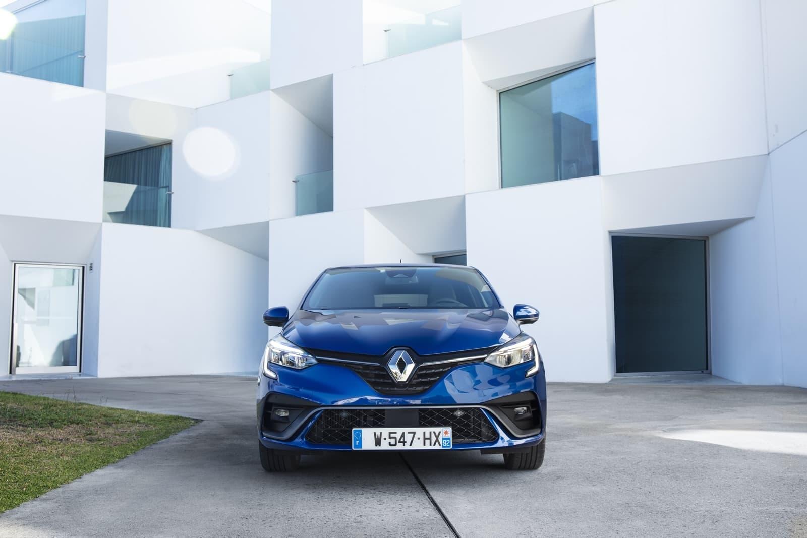 Renault Clio 2020 Prueba 0619 031