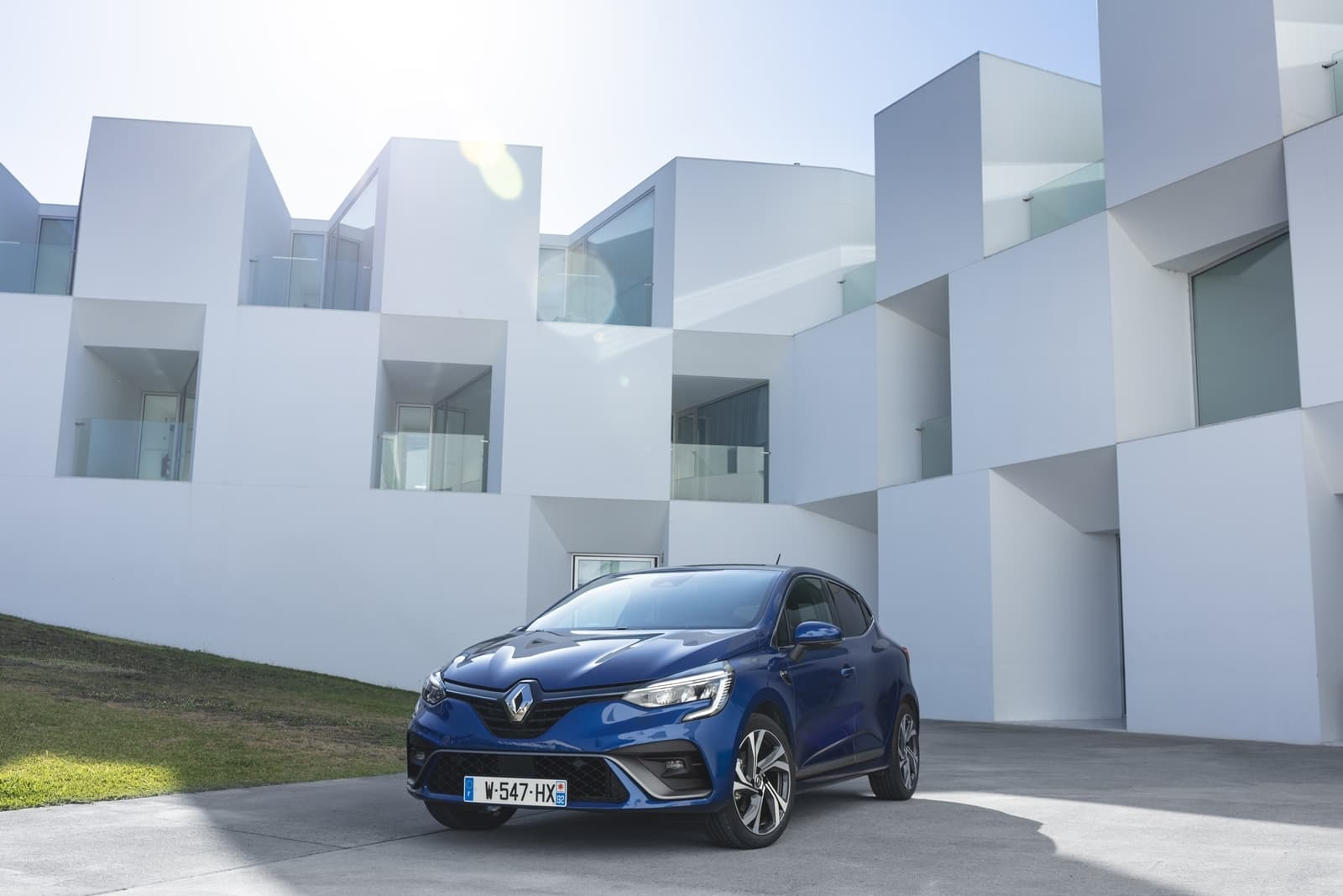 Renault Clio 2020 Prueba 0619 033