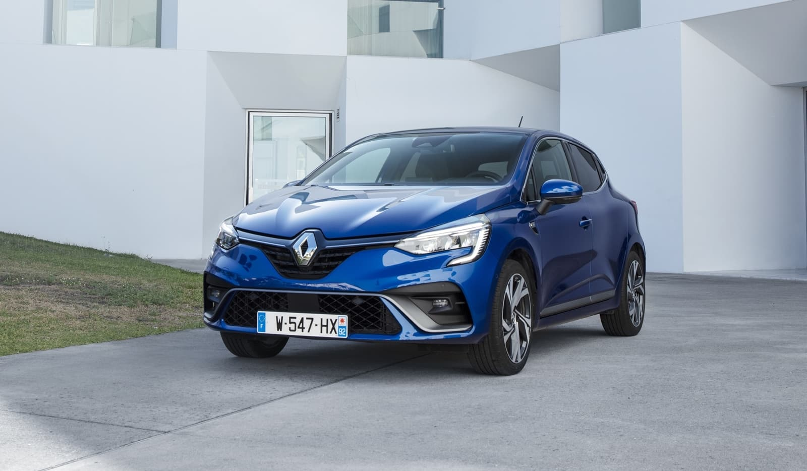 Renault Clio 2020 Prueba 0619 034