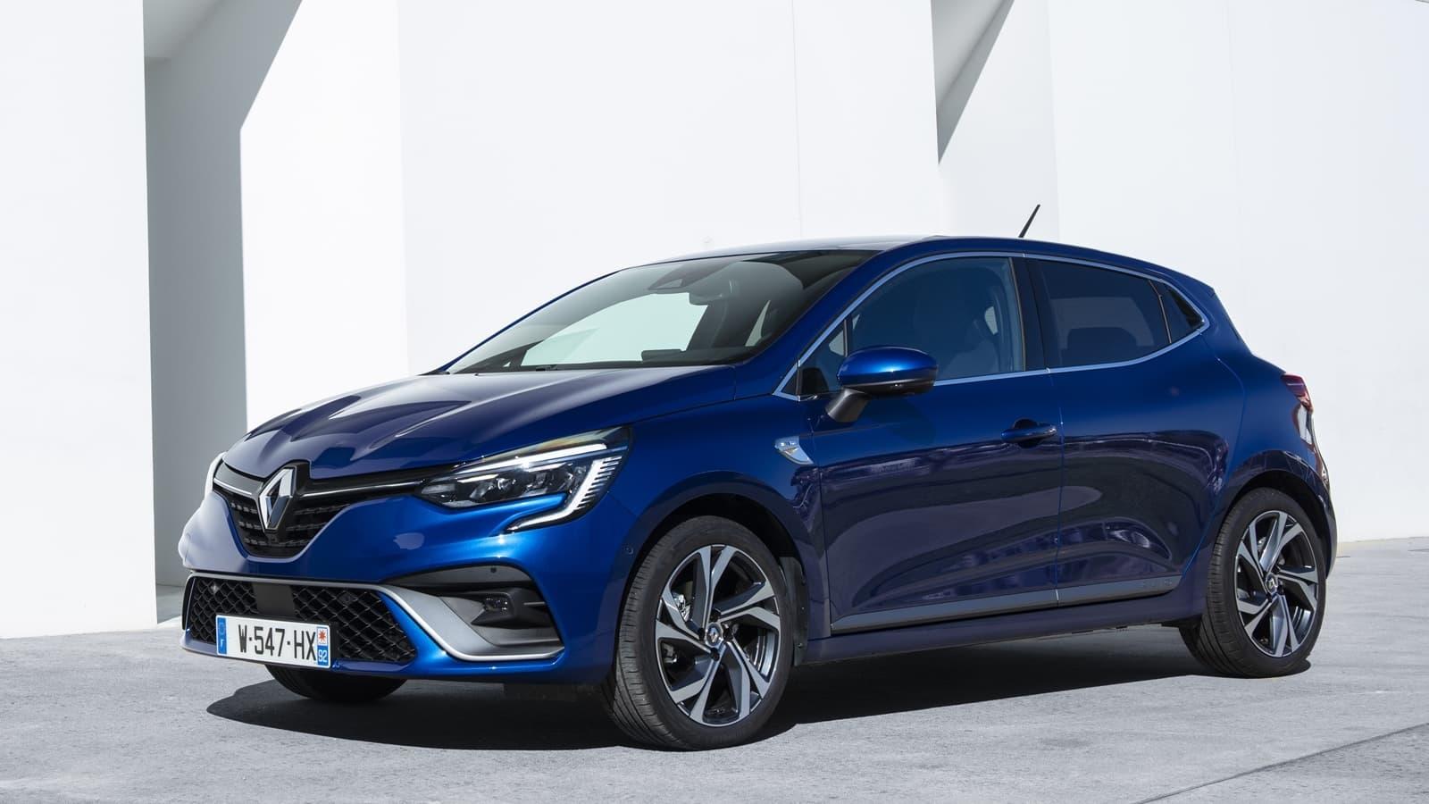 Renault Clio 2020 Prueba 0619 035