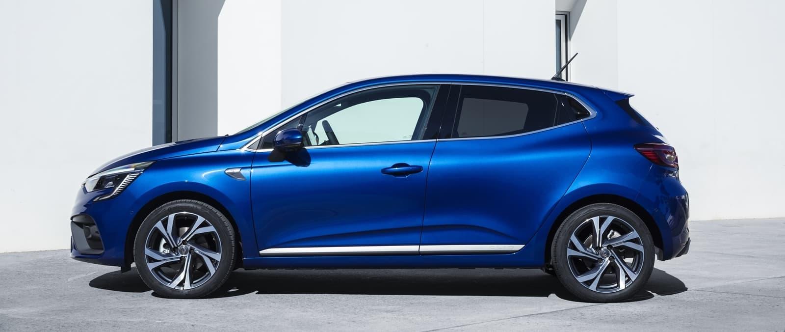 Renault Clio 2020 Prueba 0619 036