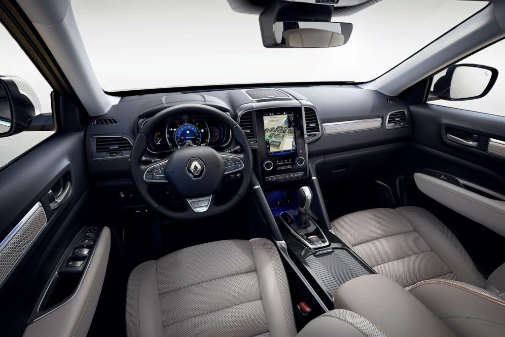 2019 Nouveau Renault Koleos Initiale Paris