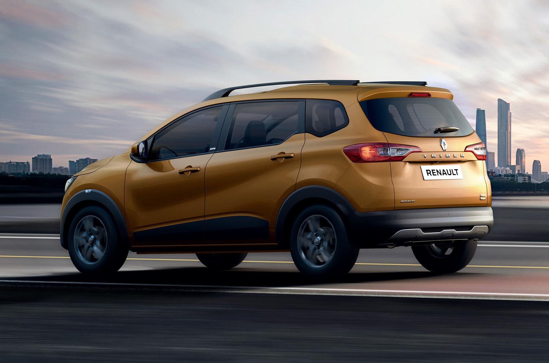 Renault Triber 2019 50