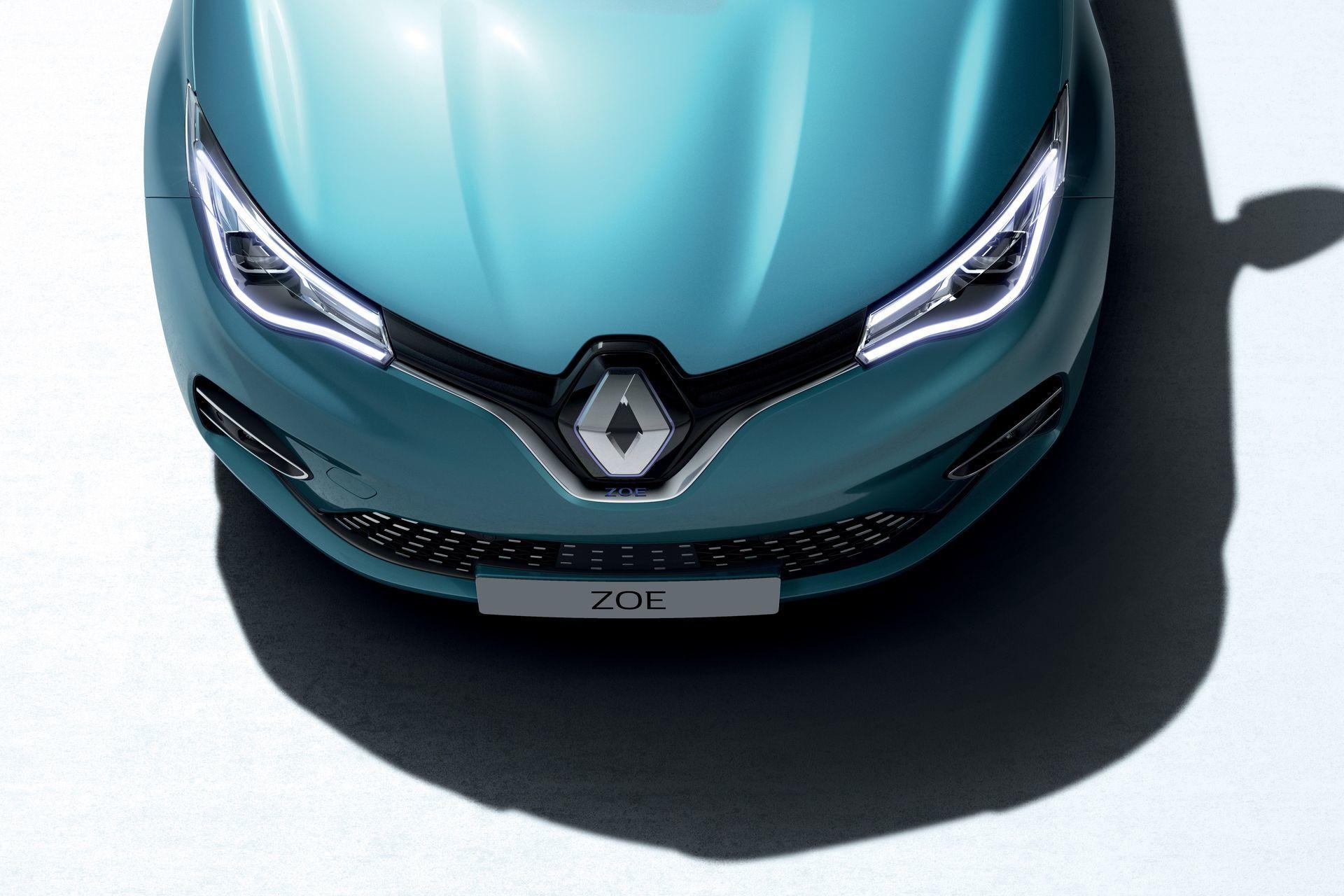 2019 Nouvelle Renault Zoe