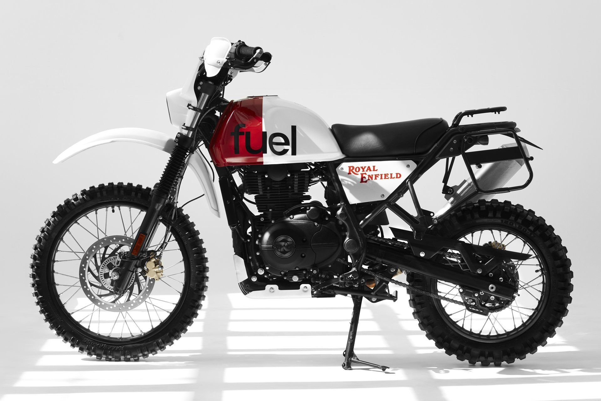 Royal Enfield Fuel Modified Cafe Racer Dm 4