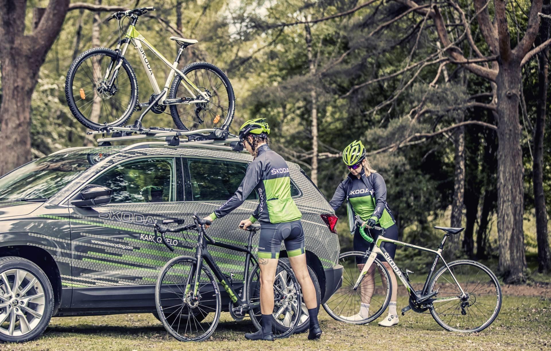 Skoda Karoq Bicicleta Dm 5