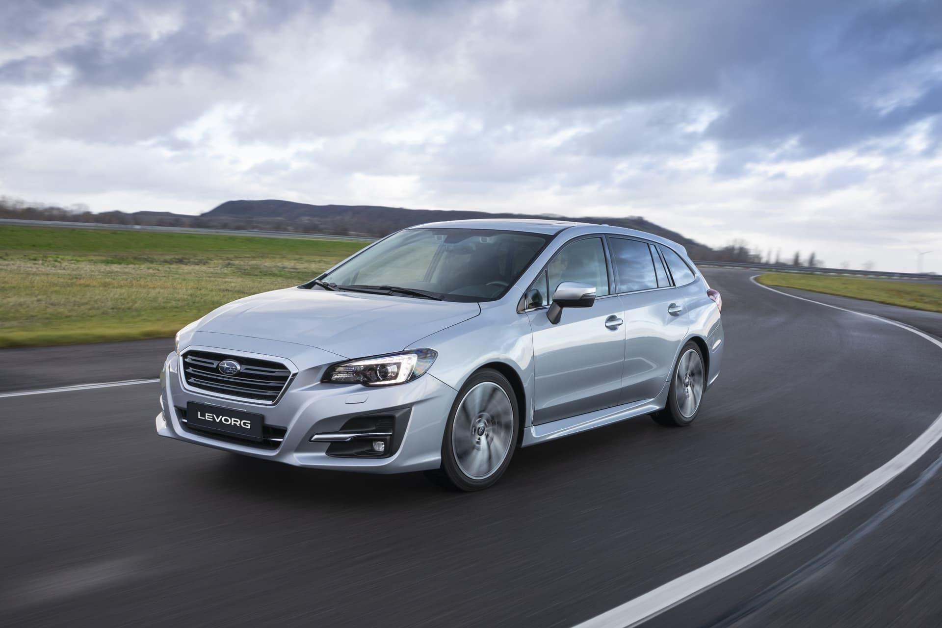Subaru Levorg 2019 Exterior 23