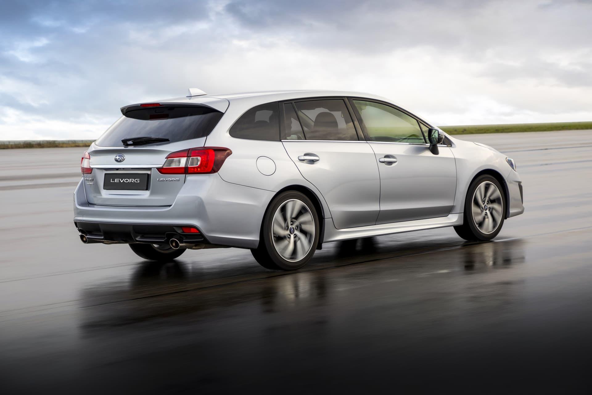 Subaru Levorg 2019 Exterior 26