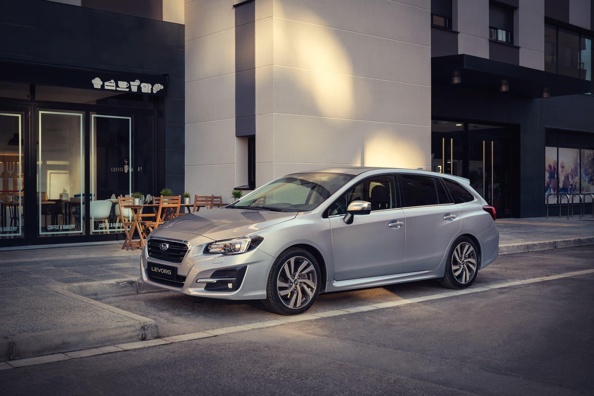 Subaru Levorg 2019 Exterior 8