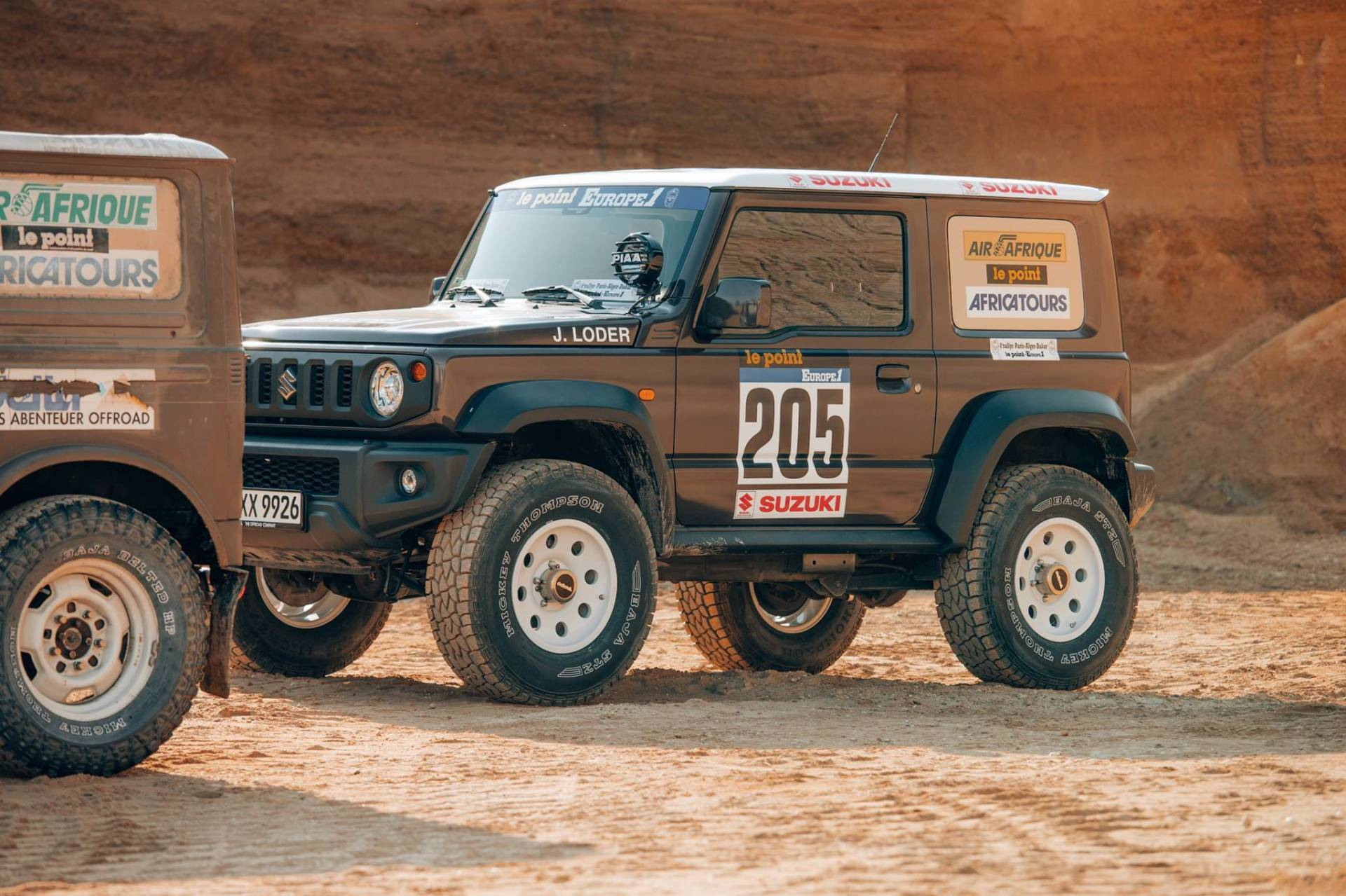 Suzuki Jimny Dakar 2