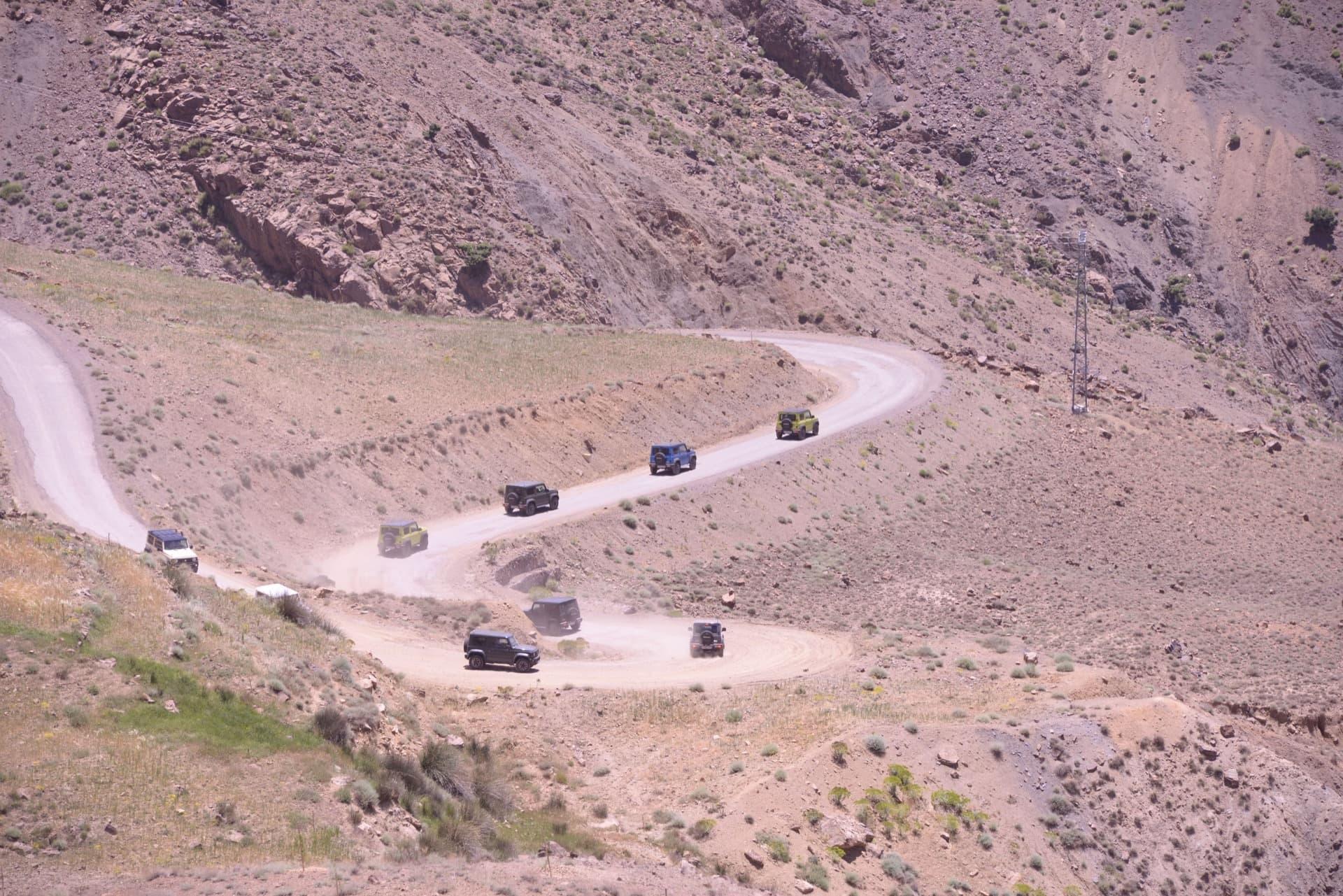 Suzuki Jimny Desert Experience 2019 00006