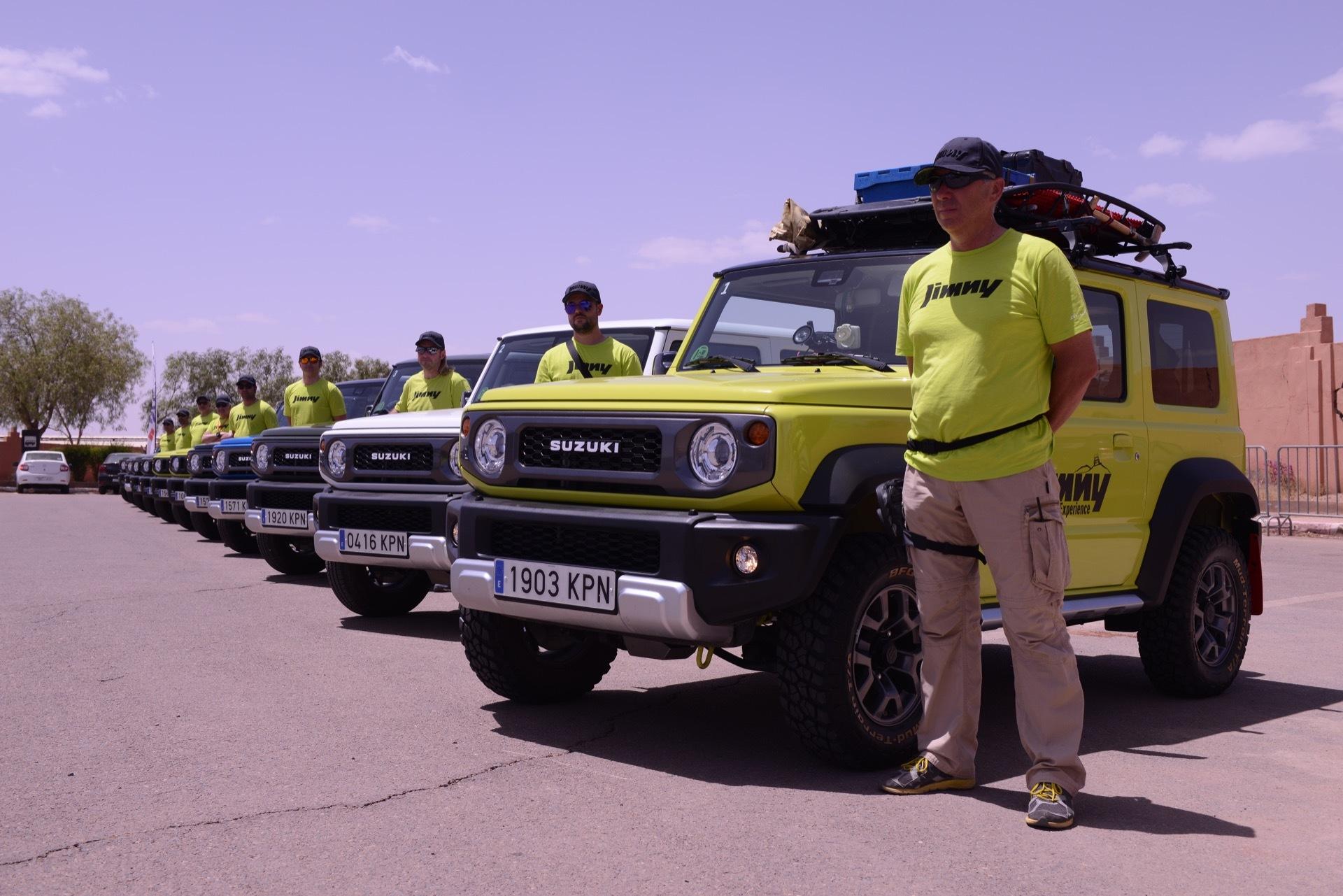 Suzuki Jimny Desert Experience 2019 00010