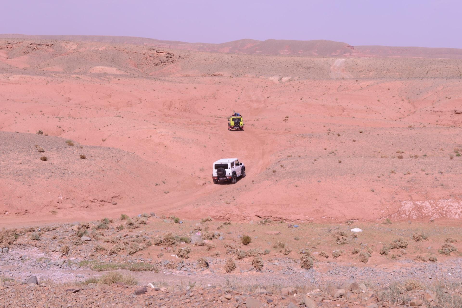 Suzuki Jimny Desert Experience 2019 00014