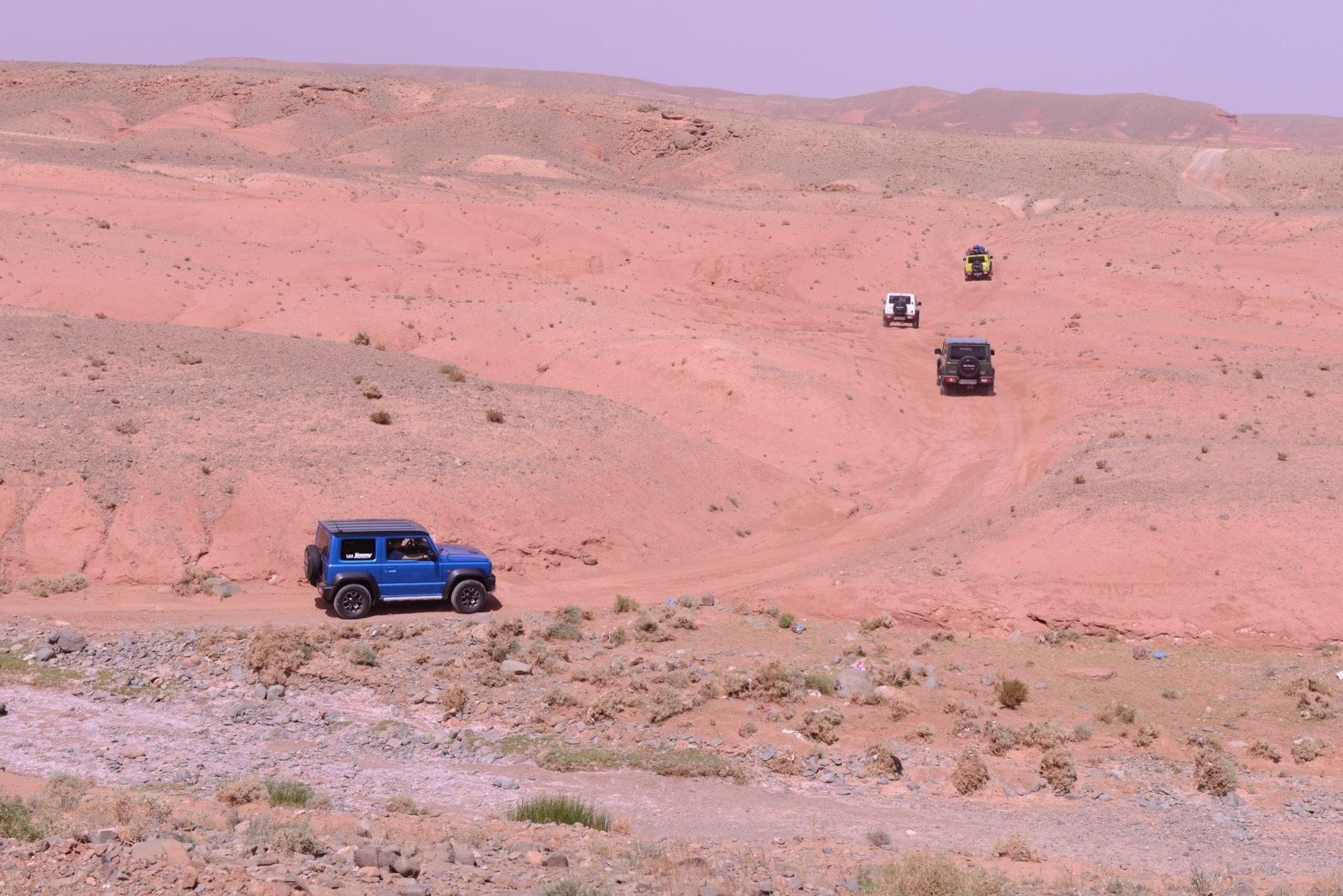 Suzuki Jimny Desert Experience 2019 00015