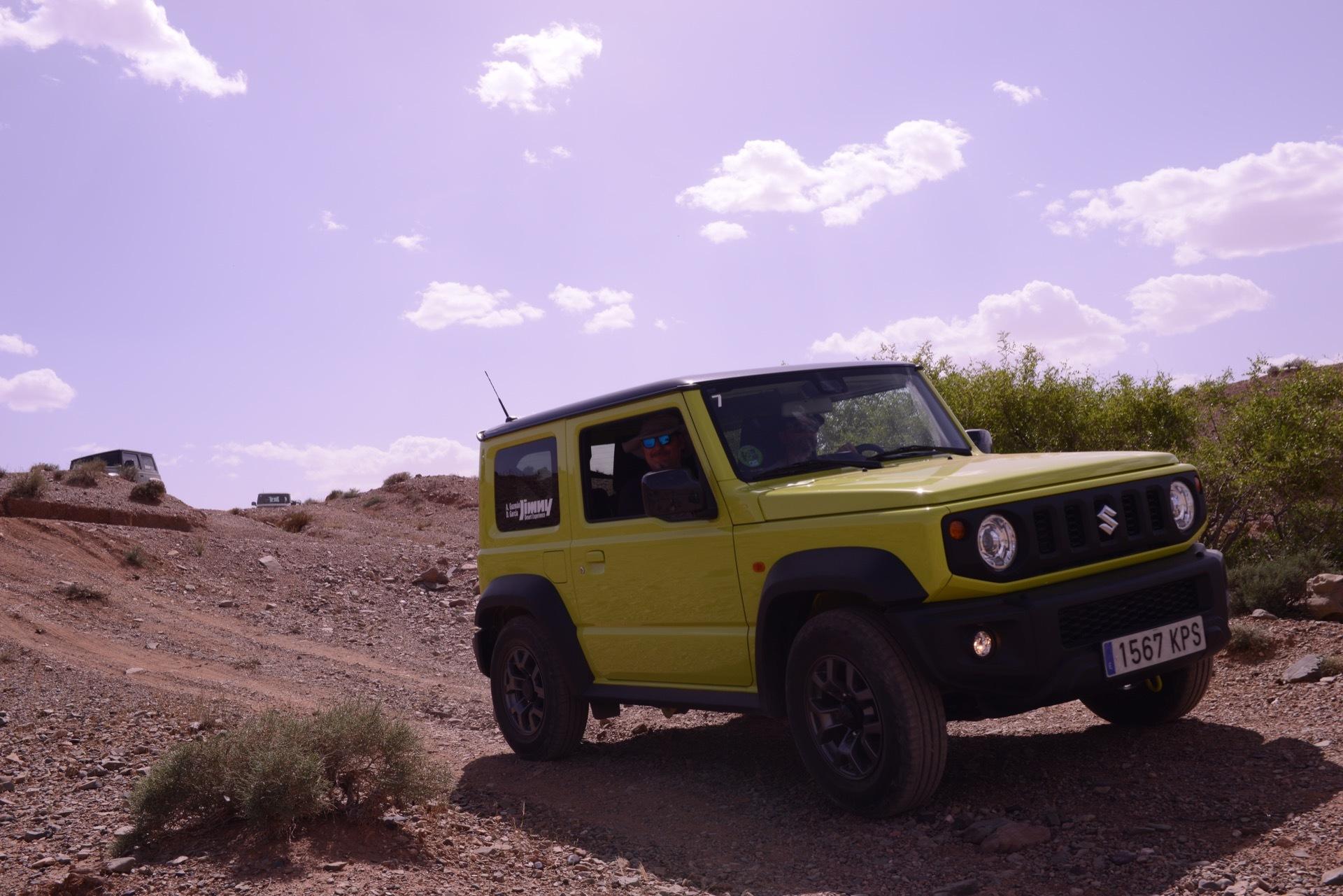 Suzuki Jimny Desert Experience 2019 00017