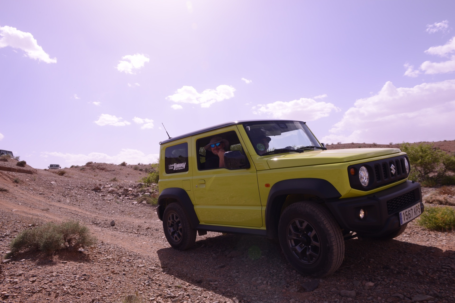Suzuki Jimny Desert Experience 2019 00018