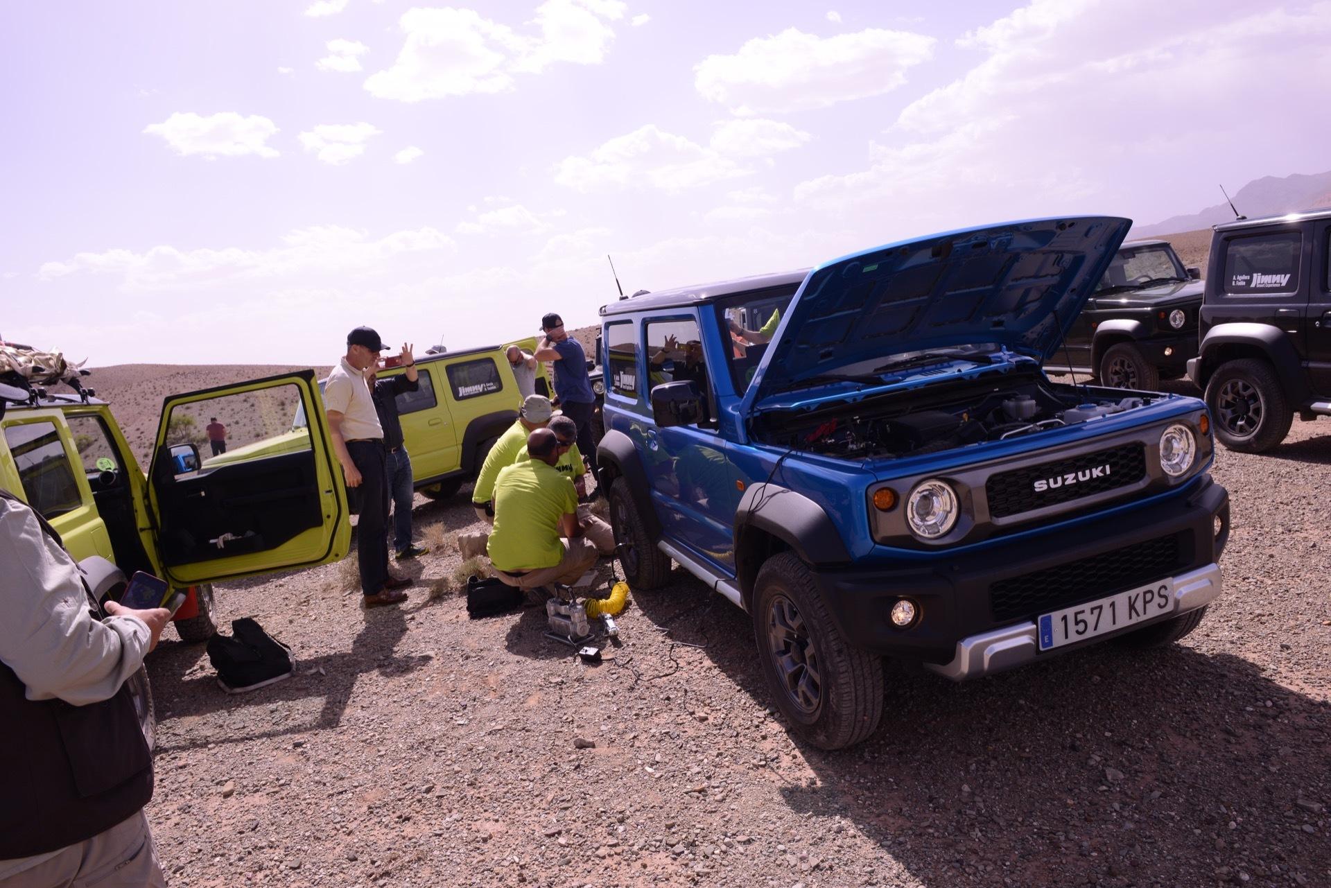 Suzuki Jimny Desert Experience 2019 00020