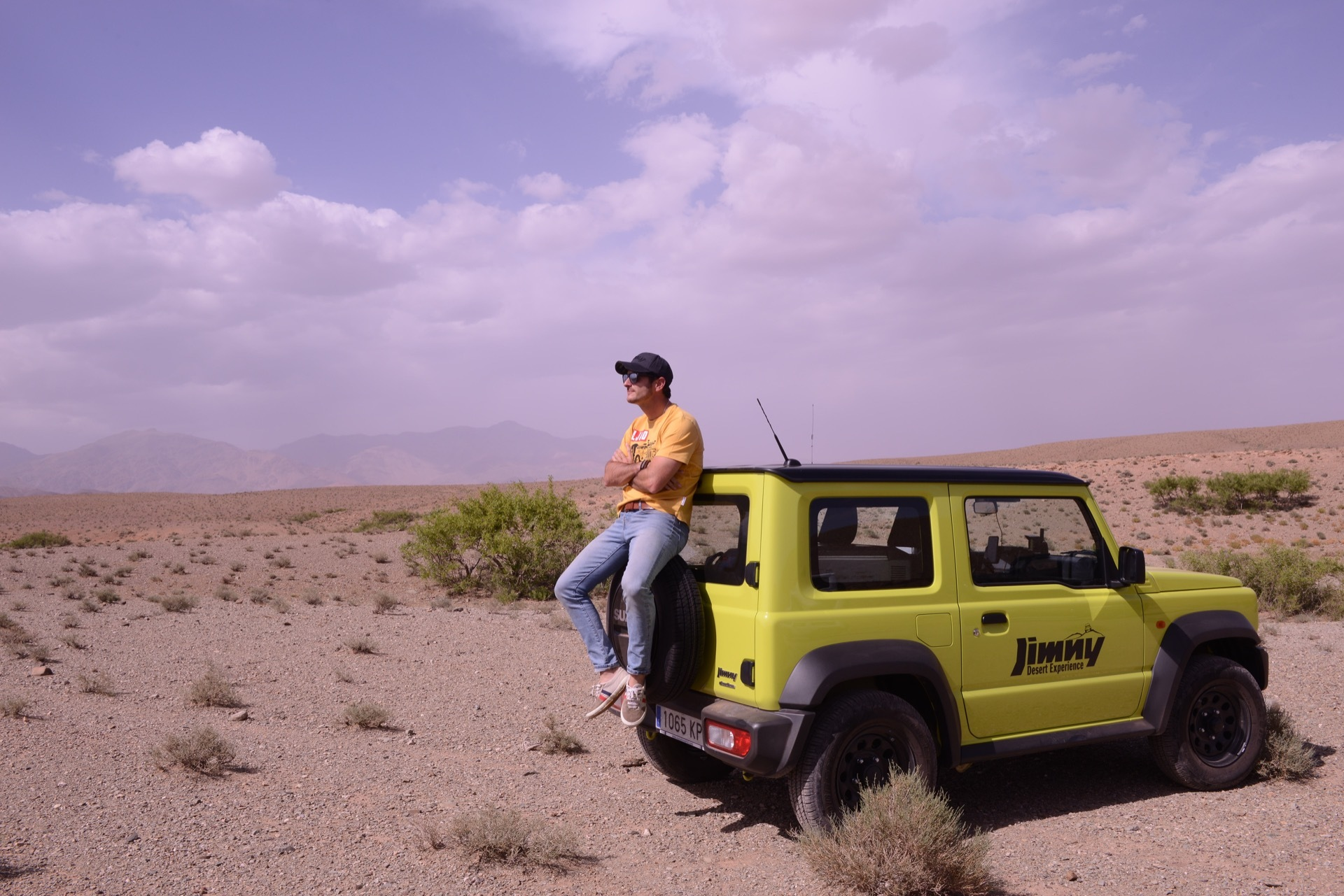Suzuki Jimny Desert Experience 2019 00021