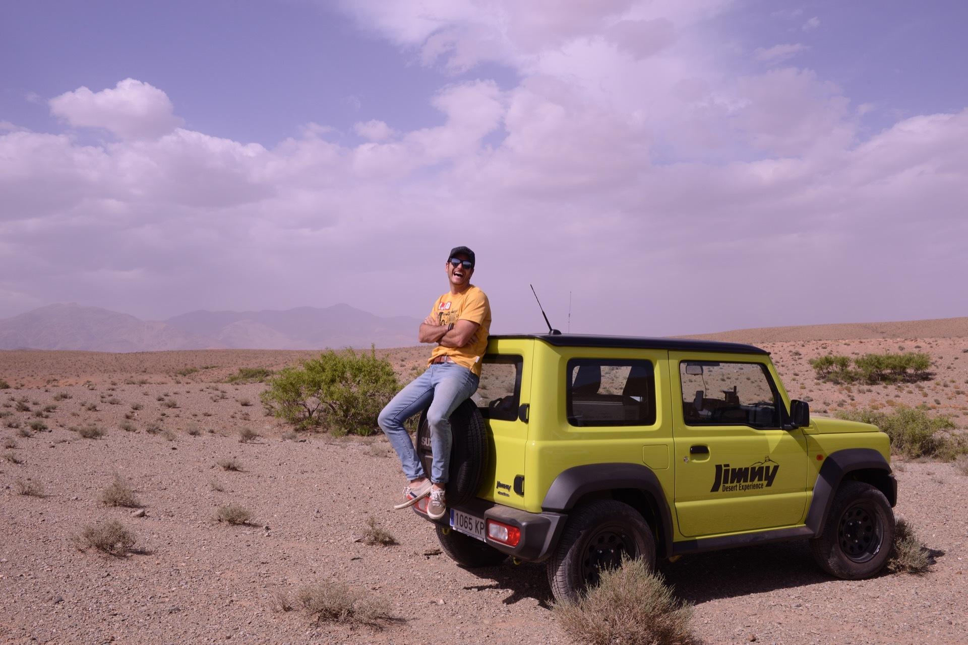 Suzuki Jimny Desert Experience 2019 00022