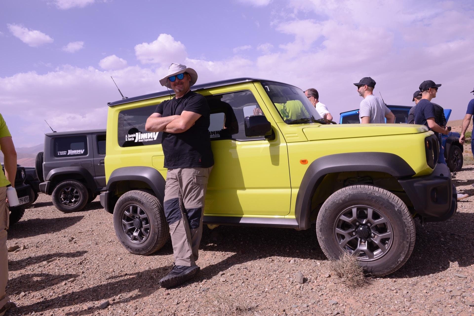 Suzuki Jimny Desert Experience 2019 00024