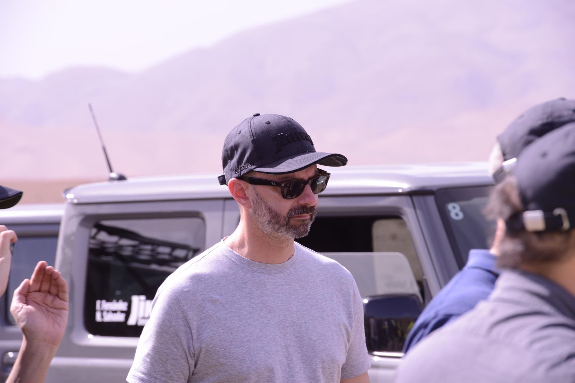 Suzuki Jimny Desert Experience 2019 00026