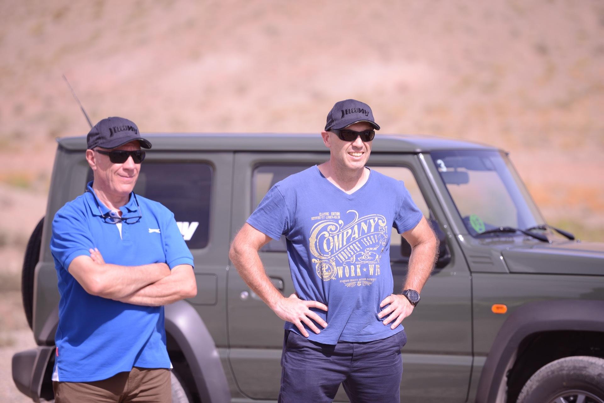 Suzuki Jimny Desert Experience 2019 00028
