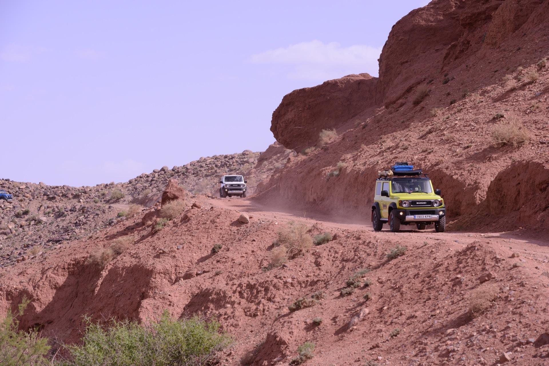 Suzuki Jimny Desert Experience 2019 00031