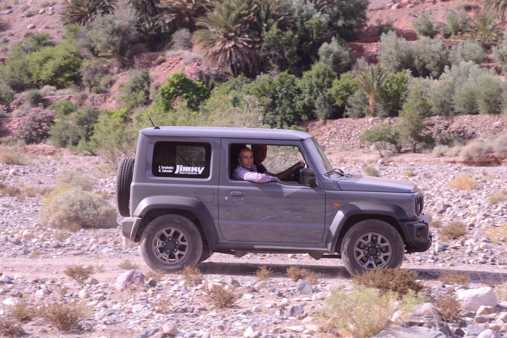 Suzuki Jimny Desert Experience 2019 00033
