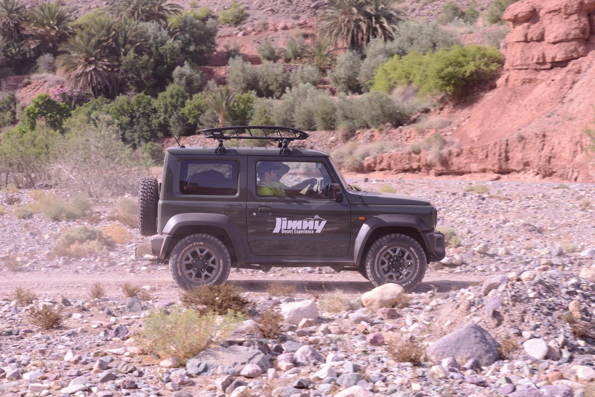Suzuki Jimny Desert Experience 2019 00034