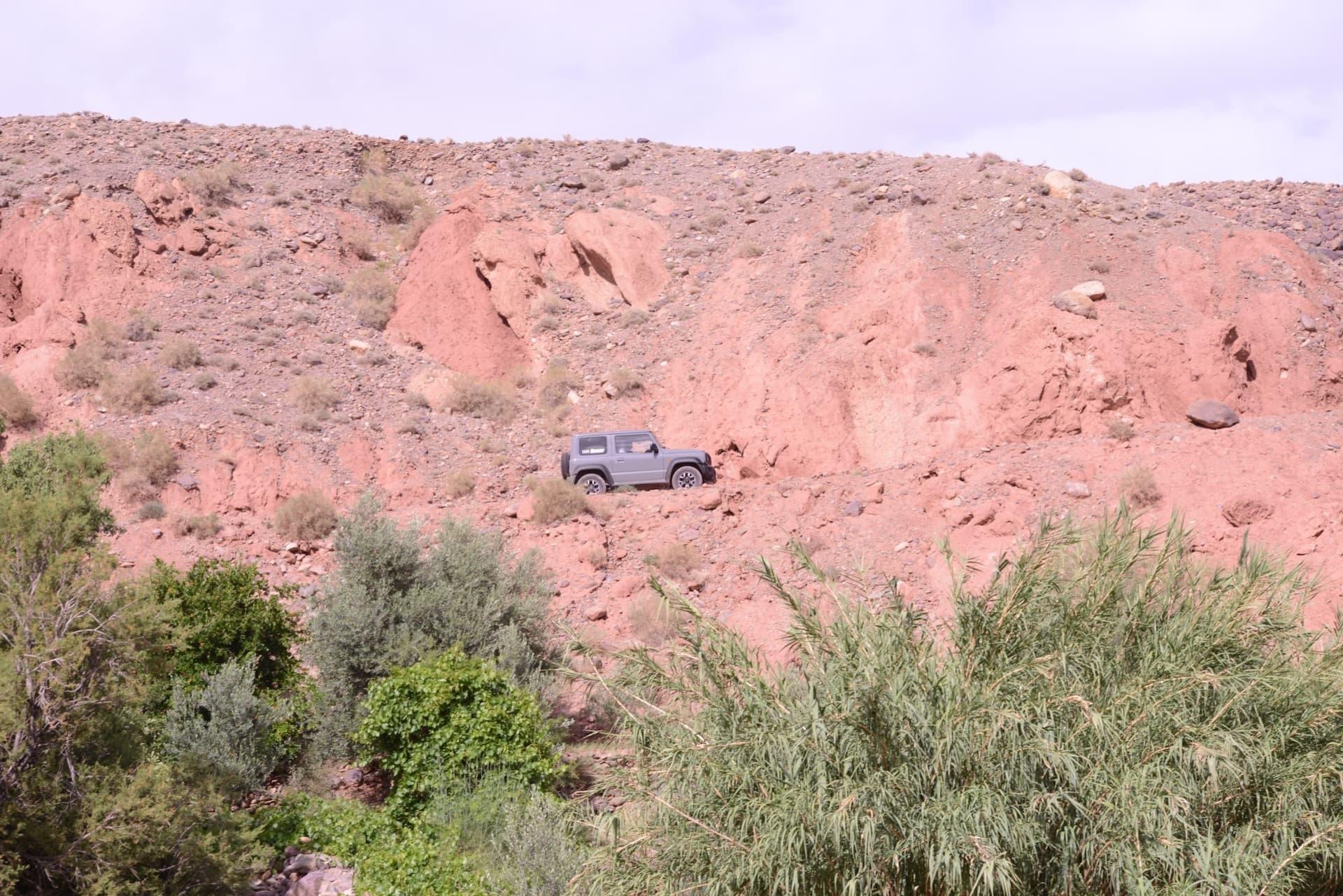 Suzuki Jimny Desert Experience 2019 00035